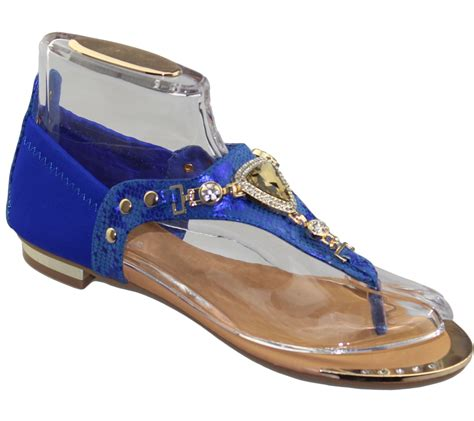 Womens Flat Wedding Shoes by Womens Flat Sandals Diamante Summer Wedding Shoes