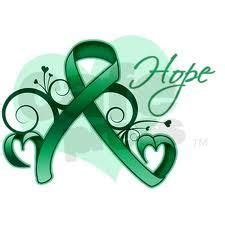 tattoo for my husband green for liver cancer and organ my papa had quot liver cancer quot got to stage 4 the lord