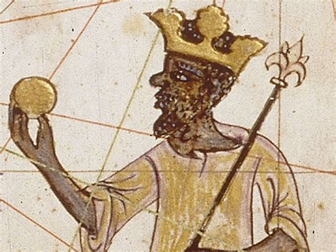 ancient african kings meet mansa musa i of mali the richest human being in all