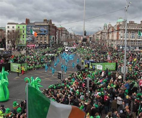 is st s day big in ireland st s day parade dublin events on in dublin