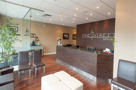 Dental Reception Desks Dental Office Tour Pine Dental Dental Reception Furniture