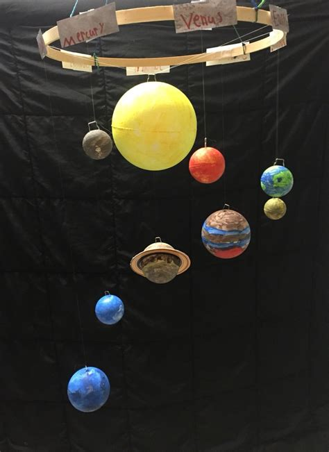 ceiling solar system kit solar system hanging model started with hobby lobby 8 99
