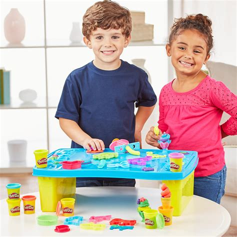 play doh play n store table play doh play n store table modeling play set kit ebay