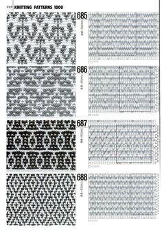 knitting pattern codes mosaic knitting pattern generator knit