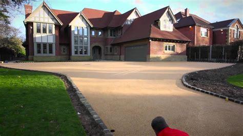 resin bonded natural stone hermitage driveways cheshire bonded stone resin bound driveways resin bonded