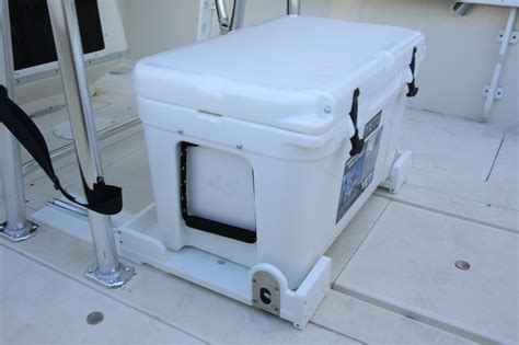Sale Marina Cooler Box Es Merk Kapasitas 10 Liter buy marine cooler slides for boats birdsall marine design