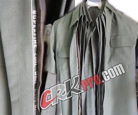 Seragam Dllaj Seragam Pdh Pakaian Dinas Harian Tangan Panjang Baju Bahan