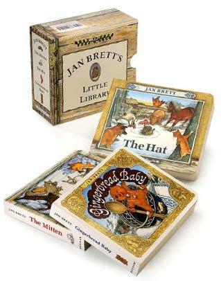 Jan Brett S Little Library By Jan Brett Board Book