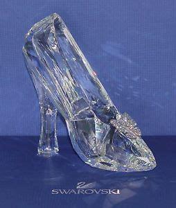 cinderella glass slipper for sale new disney cinderella slipper swarovski le 50 400