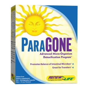 Systemic Detox Rel by Paragone Advanced Cleansing System