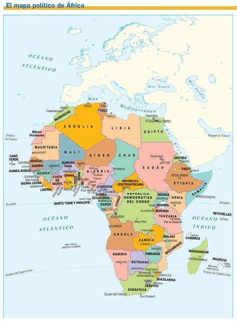 europa y africa mapa politico 193 frica mi clase en la nube