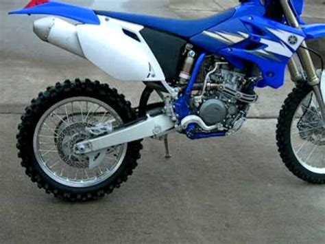 wr250f for sale 2006 wr250f for sale 2700 www racersedge411