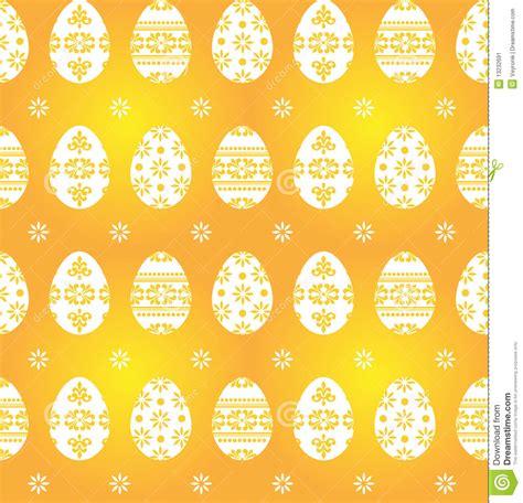 yellow egg pattern easter eggs wallpaper stock image image 13232691
