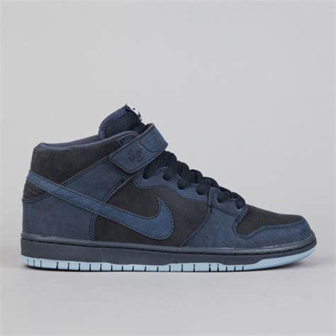 Nike Sb Dunk nike sb dunk mid pro obsidian thunder black work