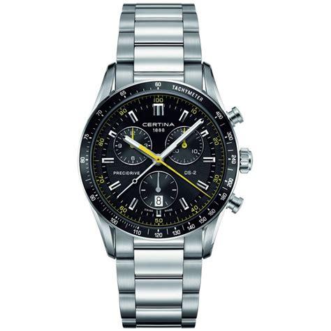 mens certina ds 2 chronograph precidrive c0244471105101