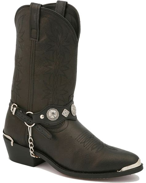 Country Boots Black Emperor dingo s suiter western boots boot barn