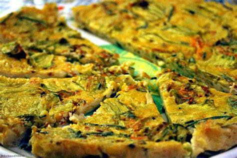 ricette fiori di zucca light ricetta gustosa e light frittata di fiori di zucca al