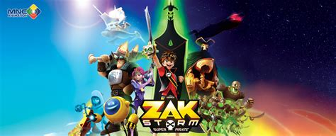 film kartun zak storm mnc animation zak storm is an new animated series by mnc