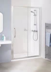 lakes 1800mm semi frameless sliding shower door