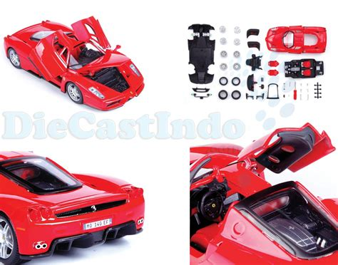 Enzo 124 Maisto maisto assembly line 1 24 diecast indonesia all diecast brand and model