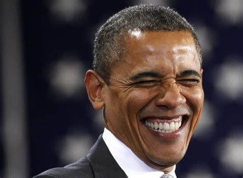 Obama Laughing Meme - obama laughing riendo blank template imgflip