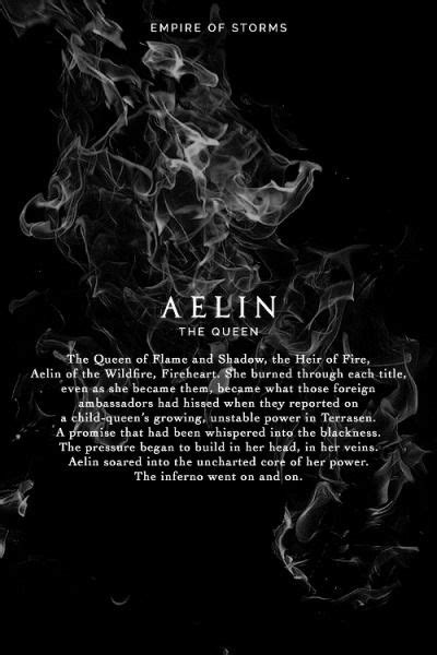 Empire of Storms - Aelin [Spoilers]   Throne of glass