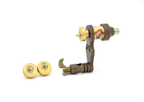 tattoo machine stroke length wuko brand new retro cnc brass rotary tattoo machine with