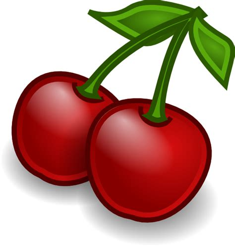 fruit clipart rocket fruit cherries clip at clker vector clip