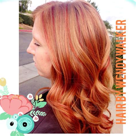 penny hair hair color new penny copper formulas on natural level 7 1