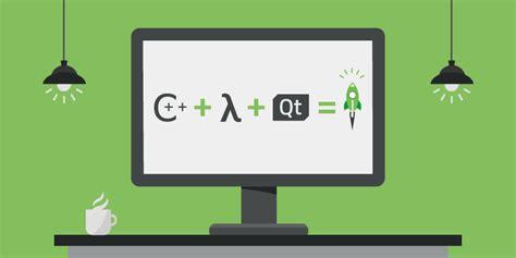 lambda expressions  improve  qt code