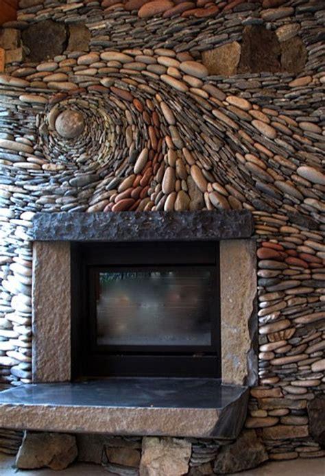 unique fireplaces ancient art of stone home design garden architecture