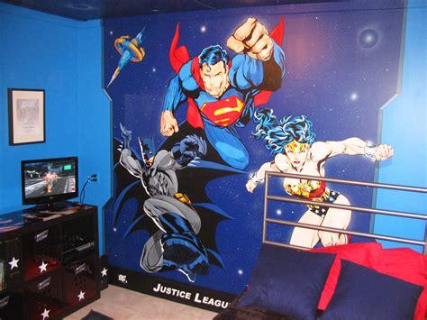 hero themes gallery manager super hero mural 2 jpg 900 215 675 nerdices pinterest