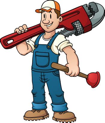 mr plumber mascot