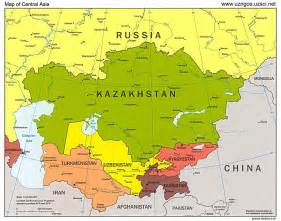 about central asia central asia travel history of