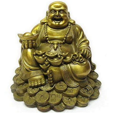 buddhist meaning images of hotei the statue of the laughing buddha hotei