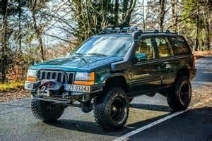jeep grand zj 5 2 limited road zdjęcie
