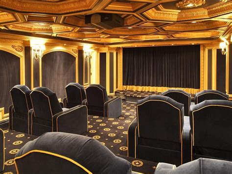home theater alpine  jersey media rooms home