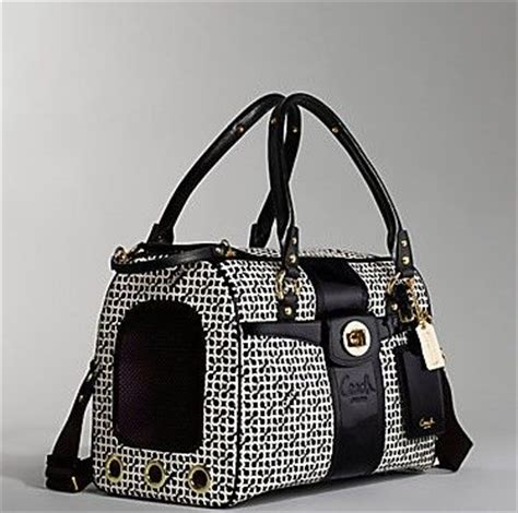 Coach Carrier by Coach Carrier For My Beautiful Baby Snickers