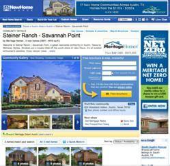 new homesource new websites for newhomesource and move new homes create a