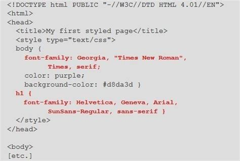 font design html code how to create a high converting html landing page