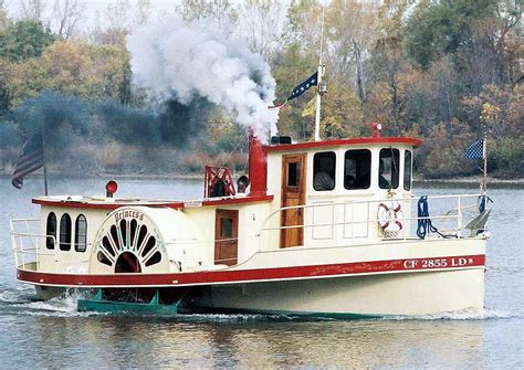 steam boat exhaust chance to win a trip aboard the steamboat princess
