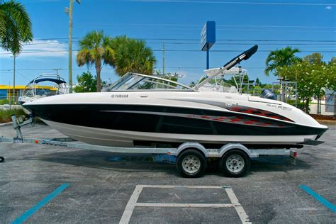 yamaha boats engines for sale used 2005 yamaha sx 230 twin engine boat for sale in west