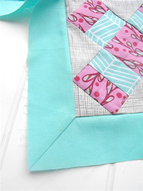 quilting borders tutorial image gallery mitered corners