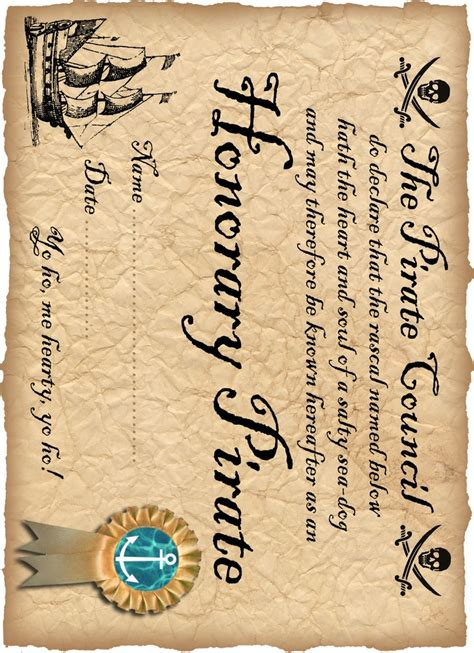 pirate certificate template 25 best ideas about pirate font on branded