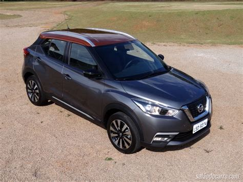 nissan xom nissan kicks testes sal 227 o do carro
