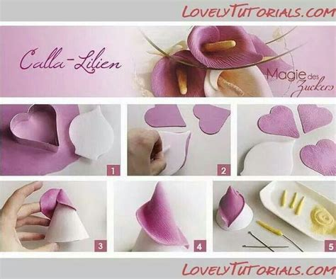 fiori con pasta di zucchero tecnica 17 migliori idee su pasta di zucchero fiori su