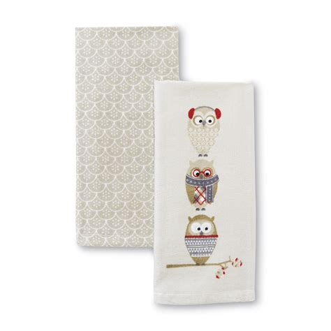 2 pack christmas bathroom hand towels home bed bath