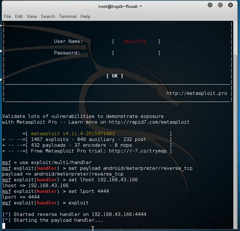 hacking apk files karawang cyber team cara hack android menggunakan metasploit