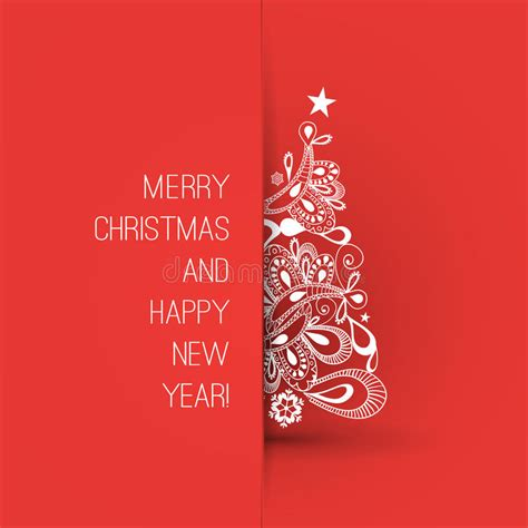 merry photo card template merry and happy new year greeting card creative
