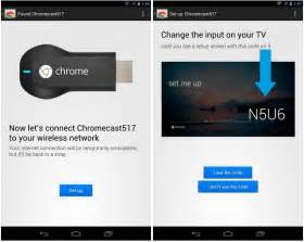 Chromecast setup review ebooks